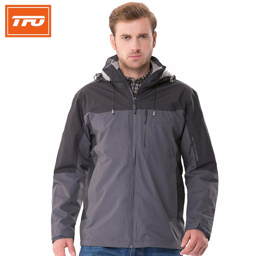 TFO 6621407 Men's 3-in-1 Hardshell Jacket-Outdoor Jacket-The First Outdoors-PanzerCases