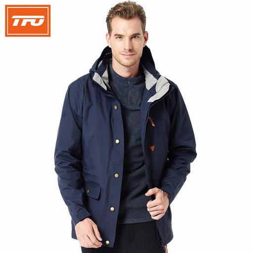 TFO 3383295 Men's Parka-Outdoor Jacket-The First Outdoors-PanzerCases