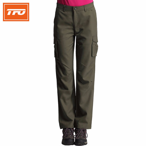 TFO 7231409 Women's Ultralight Softshell Trousers-Outdoor Trousers-The First Outdoors-PanzerCases