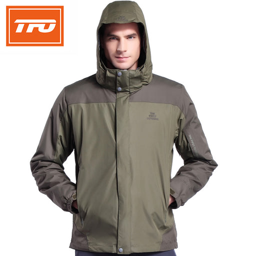 TFO 3261759 Ultralight Hardshell Jacket-Outdoor Jacket-The First Outdoors-PanzerCases