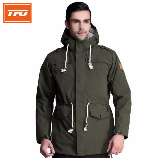 TFO 2567850 Men's Parka-Outdoor Jacket-The First Outdoors-PanzerCases