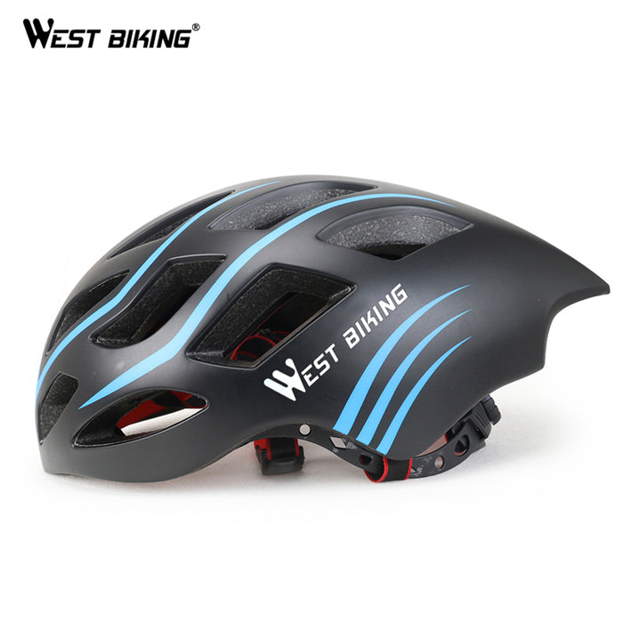 West Biking 8065 Lightweight Aerodynamic Road Cycling Helmet-Cycle Helmet-West Biking-PanzerCases