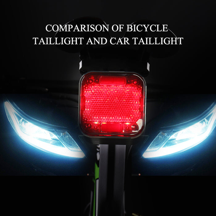 Wheel Up Bluetooth Cycling Tail Lights-Rear Lights-Wheel Up-PanzerCases