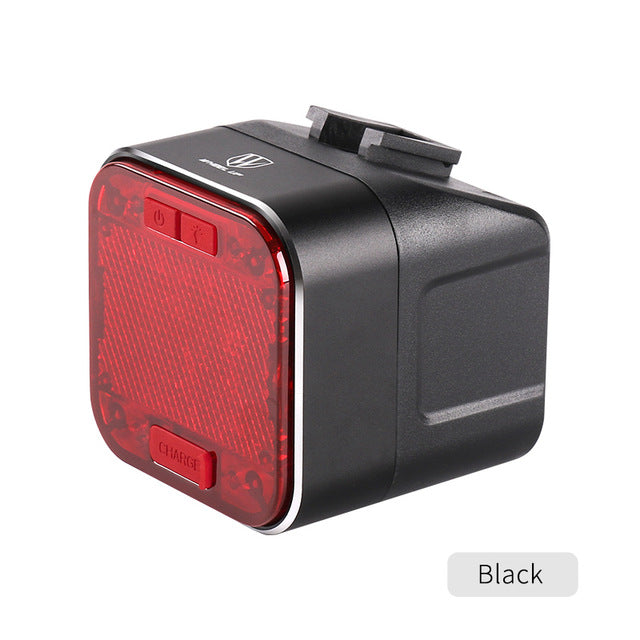 Wheel Up Bluetooth Cycling Tail Lights-Rear Lights-Wheel Up-Black-PanzerCases