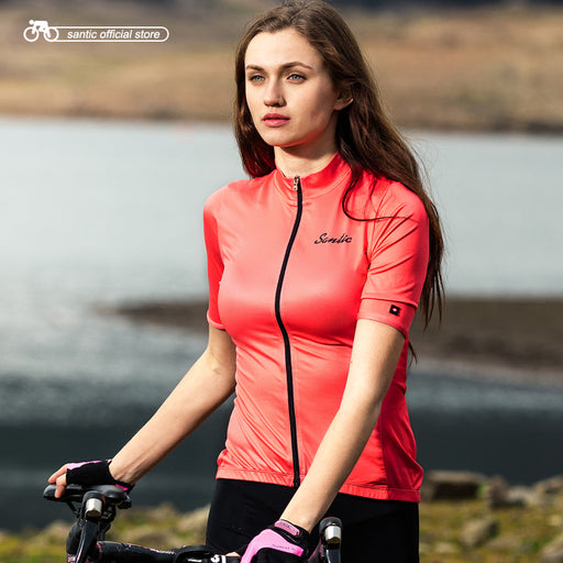 Santic Race Women's Cycle Jersey-Cycle Jersey-Santic-PanzerCases