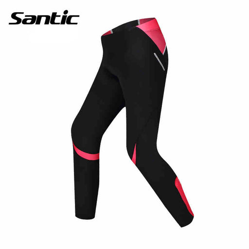 Santic 'Polar' Women's Thermal Cycle Waist Tights-Cycle Tights-Santic-PanzerCases