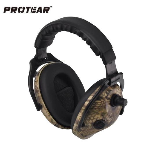 Protear NRR 23dB Electronic Hearing Protection-Hearing Protection-Protear-PanzerCases