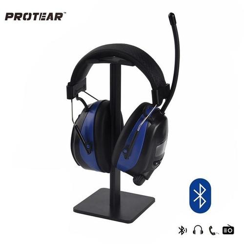Protear NRR 25dB AM/FM & Bluetooth Electronic Ear Defenders-Hearing Protection-Protear-Standard-PanzerCases
