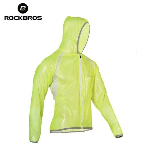 ROCKBROS 'Monsoon' Ultralight Waterproof Cycling Jacket-Cycle Jackets-RockBros-PanzerCases