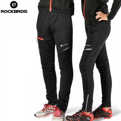 ROCKBROS Windstopper Shell Cycling Trousers-Cycling Trousers-RockBros-PanzerCases
