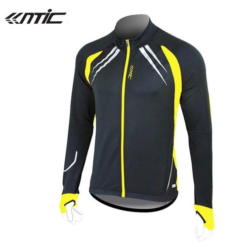 SANTIC Activ-Thermo Long Sleeve Softshell Cycle Jacket-Cycle Jackets-Santic-PanzerCases