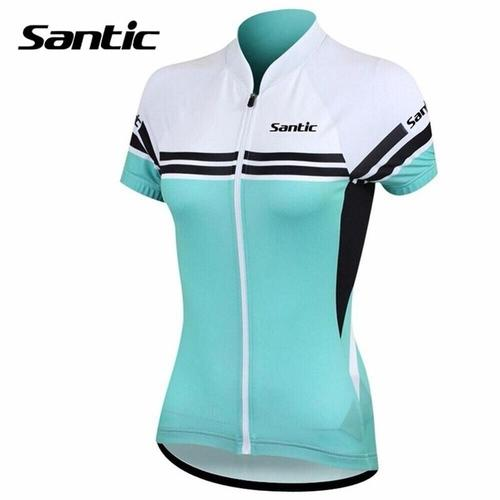 Santic Classic Women's Cycling Jersey-Cycle Jersey-Santic-PanzerCases