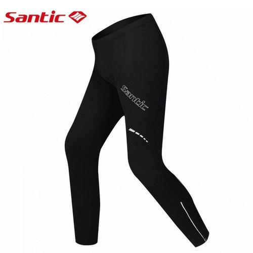 Santic 'Polar' Men's Thermal Cycle Waist Tights-Cycle Tights-Santic-PanzerCases