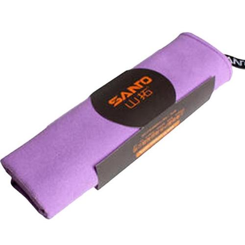 Santo Micro Fibre Ultralight Quick Dry Pack Towel-Pack Towel-Santo-Purple-PanzerCases
