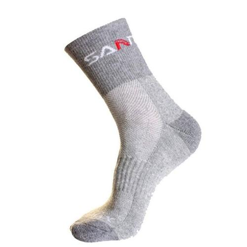 Santo Ultra-Light Speed Sock-Hiking Socks-Santo-Grey-39-45-PanzerCases