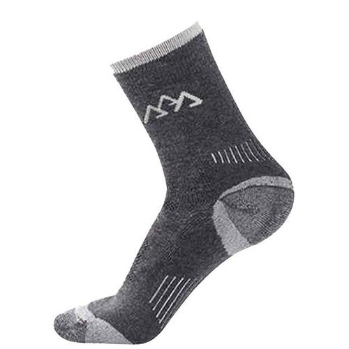 Santo Ultra Thick Summit Sock-Hiking Socks-Santo-Grey-39-45-PanzerCases