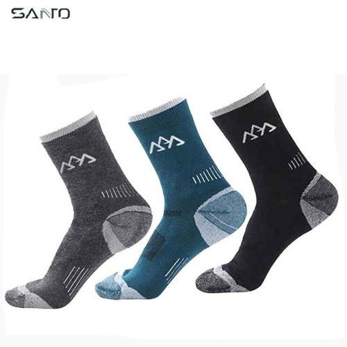 Santo Ultra Thick Summit Sock-Hiking Socks-Santo-PanzerCases