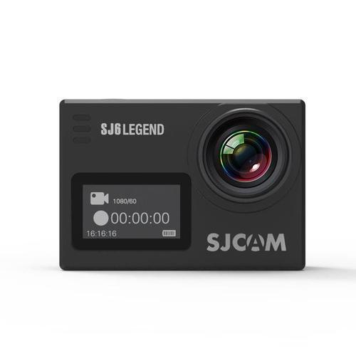 SJCAM SJ6 Legend - 4K Ultra HD Waterproof Action Camera-Action Cameras-SJCAM-PanzerCases
