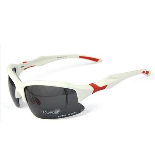 West Biking '3080' Polarised UV400 Sports Glasses-Sunglasses-West Biking-Red-PanzerCases