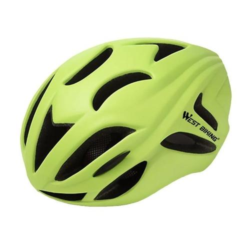 West Biking 8046 Ultralight Road Cycling Helmet-Cycle Helmet-West Biking-Green-PanzerCases