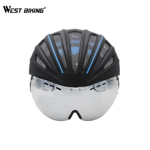 West Biking 8068 Ultralight Aerodynamic Road Cycling Helmet-Cycle Helmet-West Biking-PanzerCases
