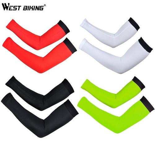 West Biking Basic Arm Warmers-Arm Warmers-West Biking-PanzerCases