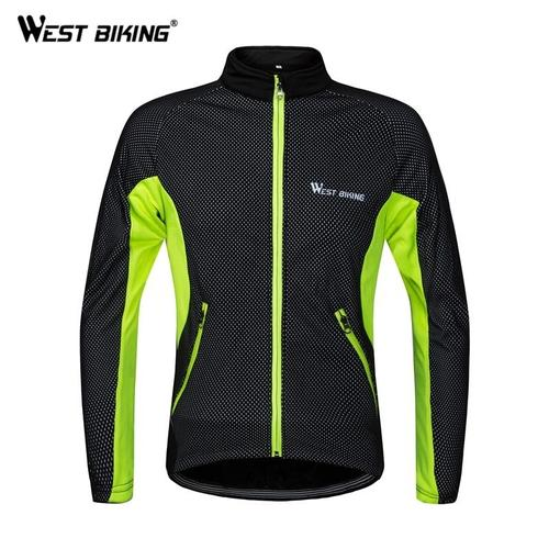 West Biking Classic Thermal Softshell Cycling Jacket-Cycle Jackets-West Biking-PanzerCases