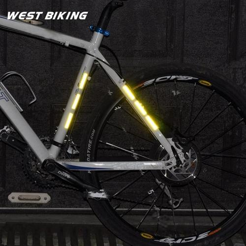 West Biking Self-Adhesive Bike Reflector-Reflective-West Biking-PanzerCases