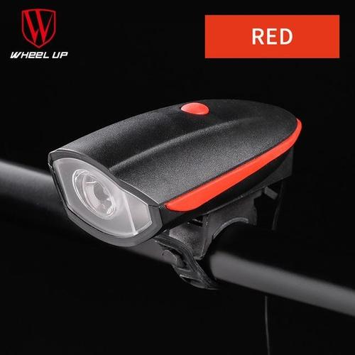 Wheel Up 240 Lumen Intelligent Headlight System-Front Lights-Wheel Up-Red-PanzerCases