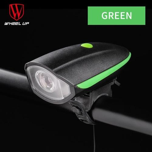 Wheel Up 240 Lumen Intelligent Headlight System-Front Lights-Wheel Up-Green-PanzerCases
