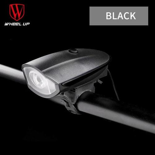 Wheel Up 240 Lumen Intelligent Headlight System-Front Lights-Wheel Up-Black-PanzerCases