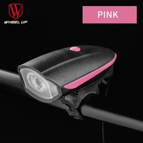 Wheel Up 240 Lumen Intelligent Headlight System-Front Lights-Wheel Up-Pink-PanzerCases