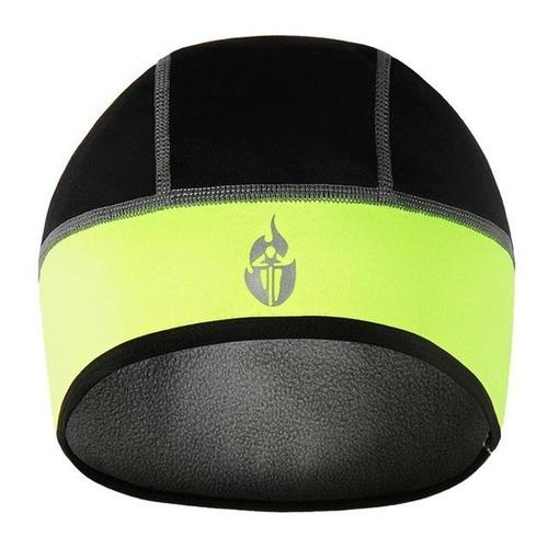 Wosawe Windstopper Cycling Hat-Bike Headwear-Wosawe-Green & Black-PanzerCases