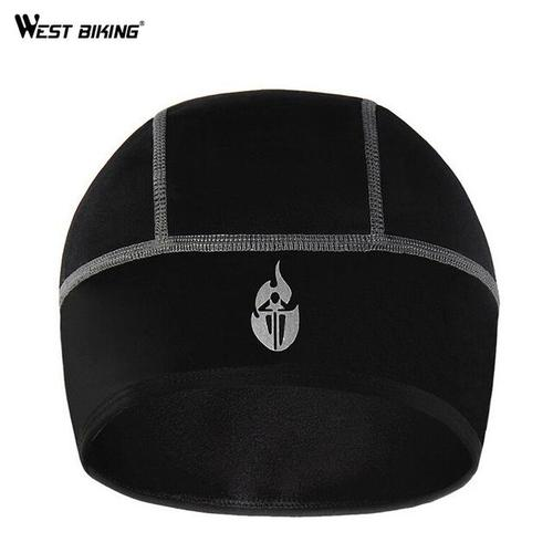 Wosawe Windstopper Cycling Hat-Bike Headwear-Wosawe-Black-PanzerCases