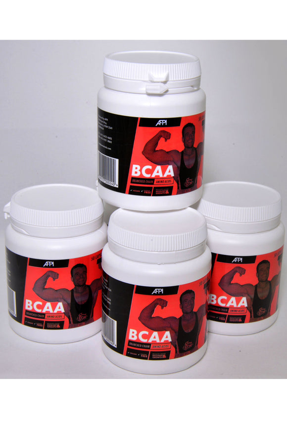 Plant Based Branched Chain Amino Acids Vegetarian Capsules