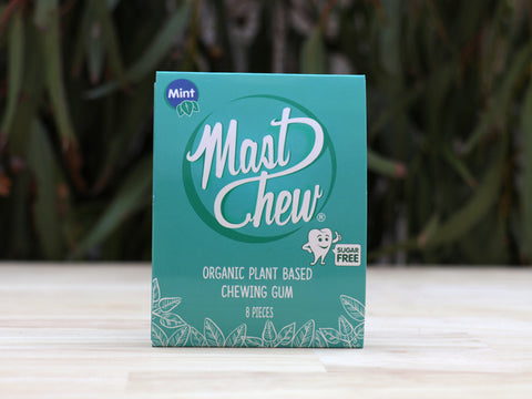 Mast Chew Mint Sleeve (8 pcs)