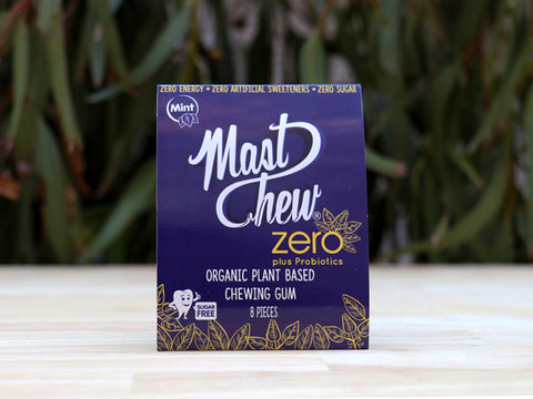 Mast Chew Zero plus Probiotics Sleeve (8 pcs)