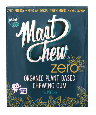 Mast Chew ZERO Blister pack (16 pcs)