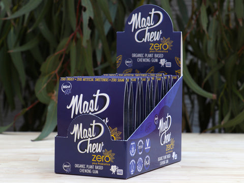 Mast Chew Zero plus Probiotics Sleeve x 12