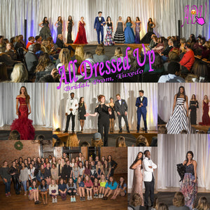 Prom Night Recap, 2018 | A recap of our 2018 prom season here at All Dressed Up, Chattanooga, TN