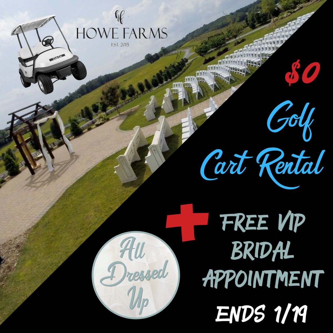Chattanooga Bridal Shop | $0 VIP Bridal Appointment, through 1/19!