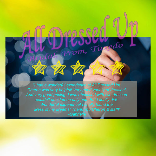 A 5-Star Review for All Dressed Up