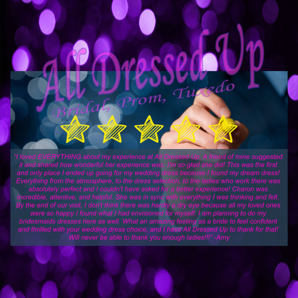 Another 5 Star Review for All Dressed Up