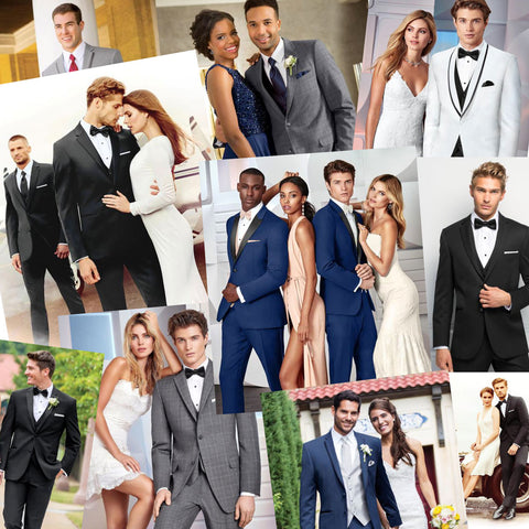 ADU Tux Collage - Jim's Formal Wear