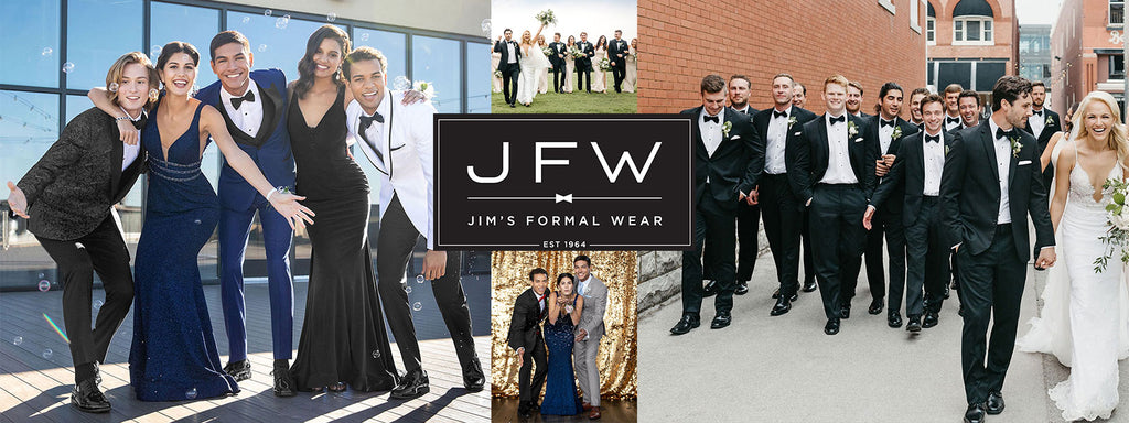 Tuxedo Rentals from All Dressed Up Formal Wear Shop | Chattanooga, TN