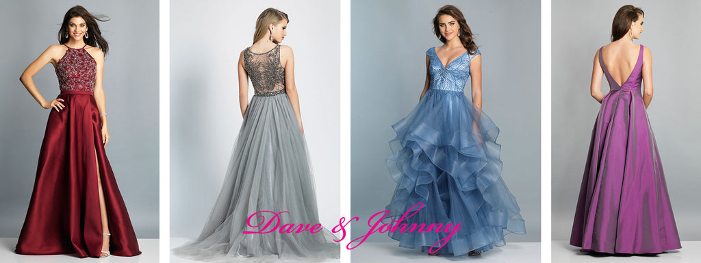 Dave & Johnny Prom Dresses