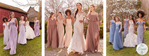 Morilee Bridesmaids Dresses Wedding Chattanooga Cleveland Dalton Boutiques Tennessee TN Georgia GA Lowest Prices Sale Discount A-Line Fit-And-Flare Mermaid Sheath Sexy Empire Sweetheart illusion strapless halter v-neck bateau pretty hair nails gorgeous