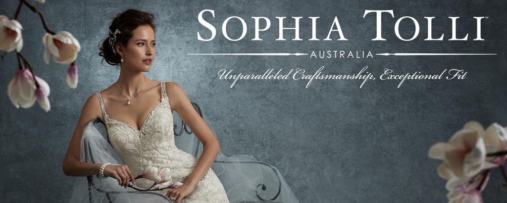 Sophia Tolli Bridal Gowns by Mon Cheri