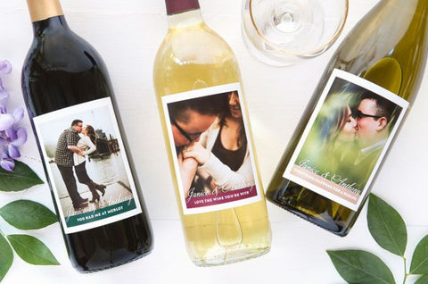 Fun with Labels - Wedding Tips