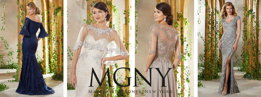 MGNY - Madeline Gardner New York - Mothers Dresses / Party Dresses / Cocktail Dresses / Special Occasions